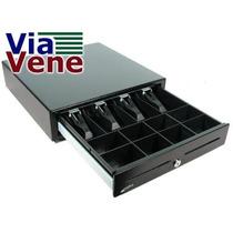 Caja O Gaveta De Dinero Rj11 Metalica Punto De Venta (nuevas