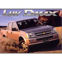 Libro Despiece Chevrolet Luv, 2004-2009, Envio Gratis.