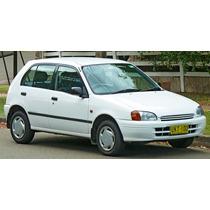 Software De Despiece Toyota Starlet 1978-1999, En Español