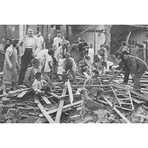 Terremoto Chillan Y Fuertes Del Sur