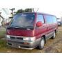 Software De Despiece Nissan Urvan / King Van, 1980-2001.