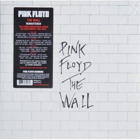 Pink Floyd The Wall Vinilo Doble Nuevo Y Sellado Obivinilos