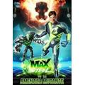 Animeantof: Dvd Max Steel Vs La Amenaza Mutante-dia Del Niño