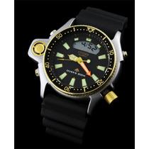 Citizen Buceo Promaster Aqualand 2 Diver 200 Mtrs Jp2004-07e