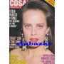 Antigua Revista Cosas Chile Cecilia Bolocco Diciembre 1990