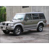 Libro Despiece Hyundai Galloper, 1998-2004, Envio Gratis
