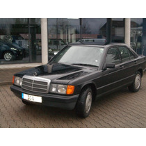 Libro Despiece Mercedes Benz W201, 1982-1993, Envio Gratis.