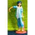Animeantof: Sailor Mercury Amy Mizuno En Pijama Celeste