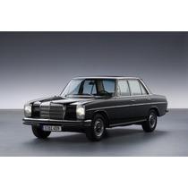Libro De Despiece Mercedes Benz 250ce - 280, 1968-1976.