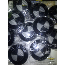 Bmw Fibra Carbono Logo Emblema Capot Maletero 1 3 5 X3 X5 M3