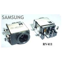 Jack Power Samsung Rv411, Nuevos