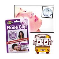 Pack 2 Clip Anti Ronquidos Biomagnetico Unisex Nose Clip