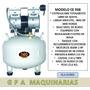 Compresor Odontologico Ce938 Estanque 38 L. 850w