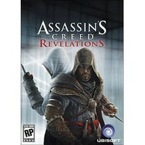 Assassins Creed Revelations Pc Original