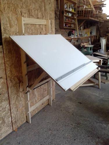Mesa de dibujo plegable arquitectura dise o 100000 svywb for Diseno de mesa plegable