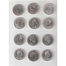 United States Presidents 12 Medallas Conmemorativas