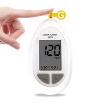 Glucómetro Cera-chek + 100 Tiras Reactivas