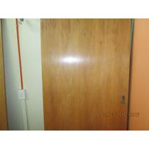 Venta Santiago: 2 Puertas De Closet Madera Y Accesorios