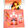 Perfume Set Sex In The City Exotic Estuche Feelings 8 Piezas