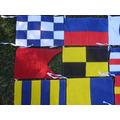 Juego De 26 Banderas De Señales Marinas Decoracion Con Clase