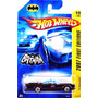 Batimovil Hot Wheels De Adam West Del 60