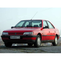 Software De Taller Peugeot 405, 1987-1997. En Español !!