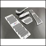 Pedales Aluminio ///m + Pomo + Cubierta Freno