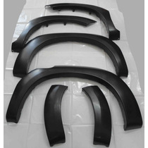 Toyota Hilux Extensiones De Tapabarro 2012-2013