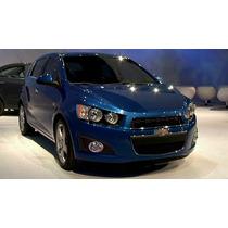 Neblineros Chevrolet Sonic Todos