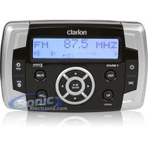 Radio Marina Clarion Cms1 Am-fm- Clima Usb Mp3, Usb Ipod