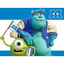 Kit Imprimible Monsters University Diseñá Tarjetas, Cumples
