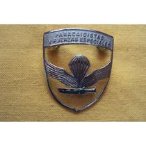 Nueva Piocha Boina Paracaidista Y Fuerzas Especiales