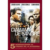 Dvd Diamante De Sangre- Leonardo Dicaprio- Jennifer Connelly