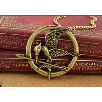 Collar De Exitosa Película Juegos Del Hambre Hunger Games