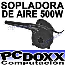 Sopladora Y Aspiradora Con Aire De Pc 500w, 13.000 Rpm
