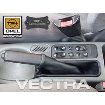 Funda Cuero Genuino Freno De Mano Opel Vectra