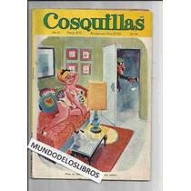 Revista Cosquillas Número 50