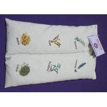 Cojin / Guatero De Semillas O Cuellos Terapeuticos