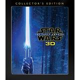 Star Wars: El Despertar De La Fuerza (bluray 3d)