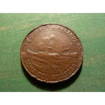 Medalla Combate De Angamos 1879-1924