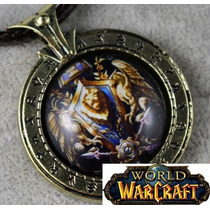 Collar Wow Alliance Warcraft Alianza