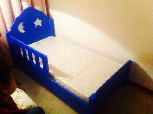 Camas infantiles de transici n 105000 tumwv precio d chile for Precios de camas infantiles