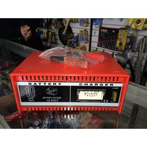Cargador De Baterìas 12 Volt, 10 Amp, Nuevo