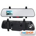 Espejo Retrovisor Con Cámara Grabadora Dvr Full Hd 1080p