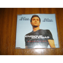 Cd Enrique Iglesias / Single Revolucion (promo Made In Usa)