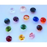 Octagonos, Lagrimas, Cristales, Caireles, Repuestos Lamparas