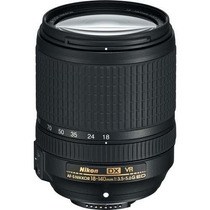 Nikon 18-140mm F/3.5-5.6g Ed Vr Af-s Dx New Sellado Garantia