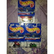 Lote De Hot Wheels De Los Años 2000