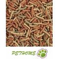 Oferta! Pellet Tortuga Peces Mix Color Blanco-rojo-verde