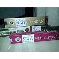 Inciensos Nag Champa Originales Variedades (agarbathi)